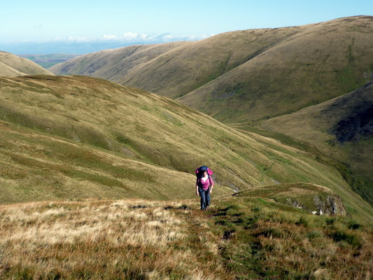 Howgills, 19th and 20th September 2009