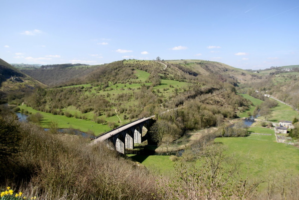 Monsal Dale, 31st March 2012