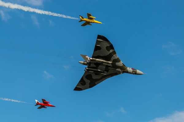 Yorkshire Air Show, 26th September 2015