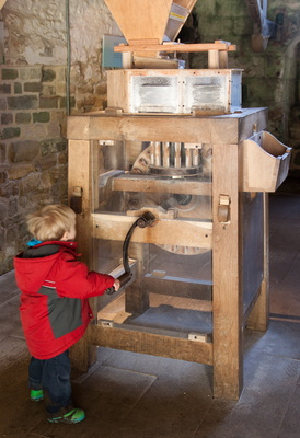 Alastair milling flour